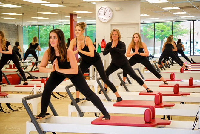 RTR Pilates recently opened in Great Falls Center.