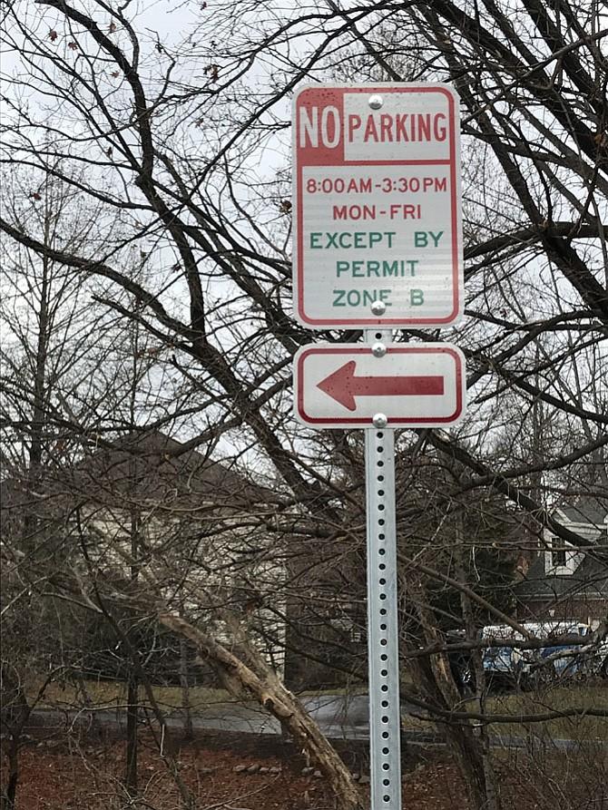 A proposal is in the works to possibly amend the ordinance so that Herndon's Town Manager can expand parking zones without continuous studies and staff reports.
