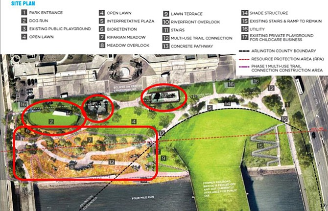 Master Plan for Short Bridge Park.