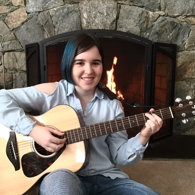 Skyler Foley of Burke is a finalist in songwriting competition at Bethesda Blues & Jazz Club on Friday.
