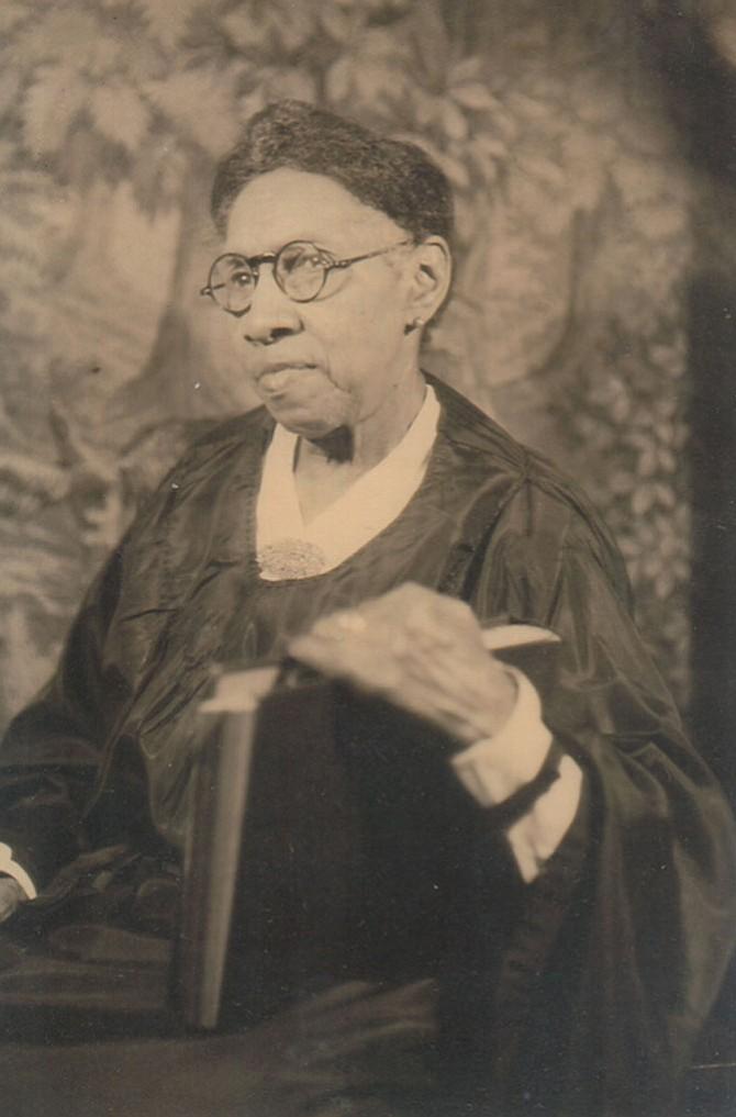 Rosa Harris-Jackson Armistead.