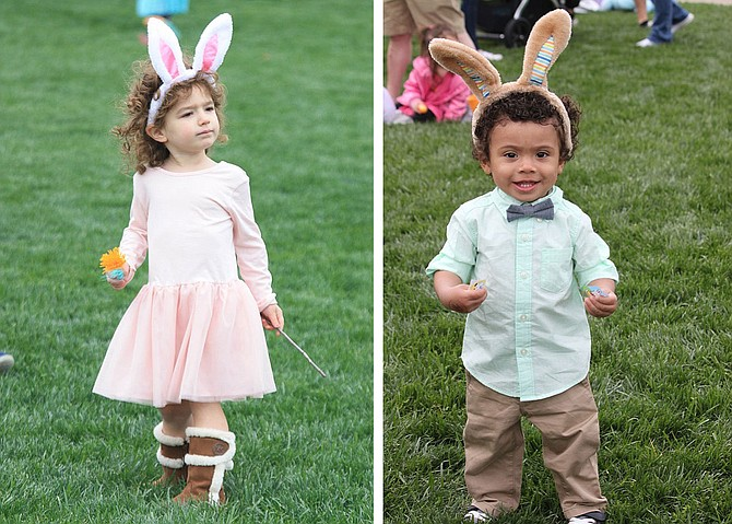 Traditional Easter Egg Hunt also features craft projects, story time, dance sessions with KinderJam, a petting zoo, coloring mural, potting station and photos with the Easter Bunny. Saturday, March 31, 9:30-11:30 a.m. at Herndon Municipal Center Town Green, 777 Lynn St., Herndon. Cost is $9 per child in advance; $10 onsite. Visit herndon-va.gov/recreation, or call 703-435-6800, ext. 2128.