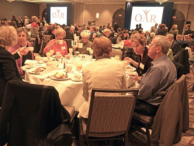 Offender Aid and Restoration's annual Second Chance Fundraising Breakfast will be April 24.