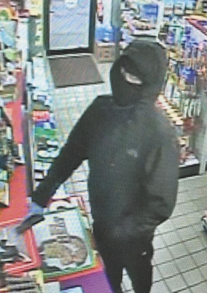 On April 2, 2018 at 6 a.m. the pictured individual robbed the Shell Gas Station located at 252 Maple Avenue, West in Vienna. The Vienna Police Department is seeking information about the identity of this individual. Anyone with information is encouraged to contact Det. S. R. Leroux, Vienna Police Department, 703-255-6332.