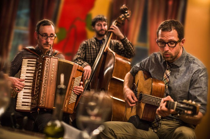 The Bitter Dose Combo (BDC)—DC's premier gypsy jazz band—kicks off the festivities on April 19.