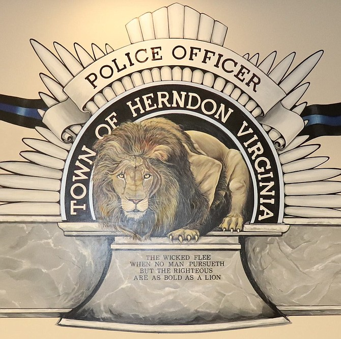 Herndon Police Department Facebook page image.