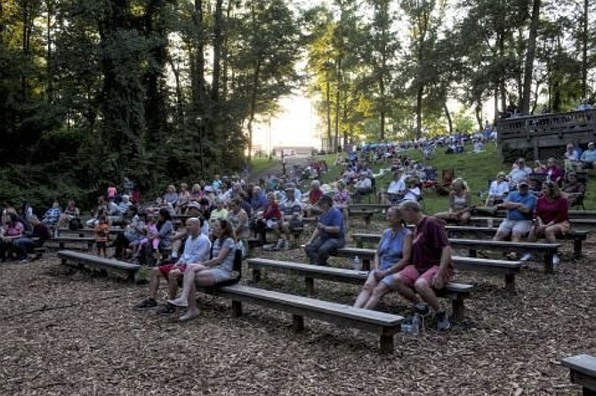 New this year is the Springfield Nights concert series at Burke Lake Park.