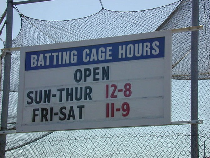 The facility was open seven days a week.