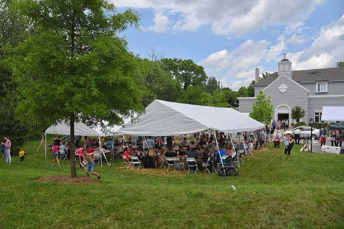 SerbFest DC was presented May 18-20 by the Saint Luke Serbian Orthodox Church of Potomac.