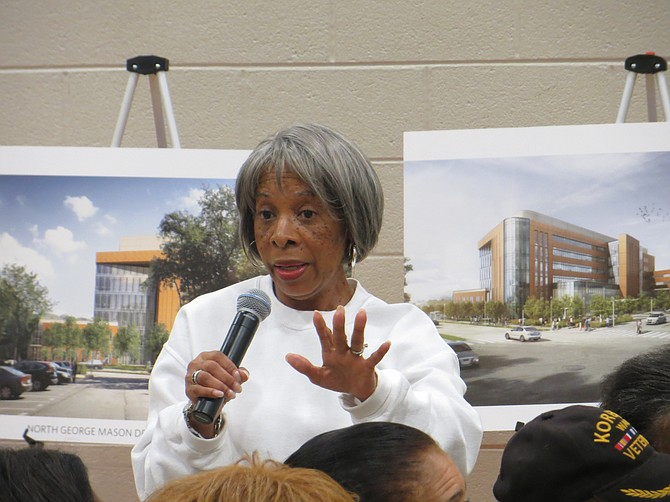 Saundra Green, a resident of Edison Street, said the VHC's dismissal of community concerns felt like a slap in the face.