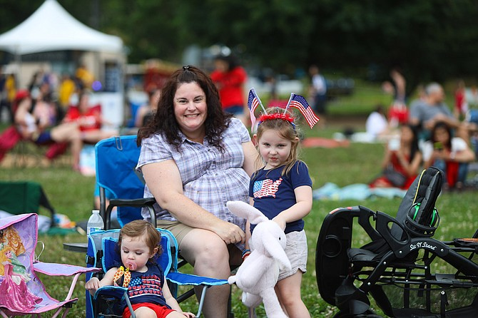 The McLean Community Center (MCC) will present its 4th of July Fireworks and Independence Day Celebration at Churchill Road Elementary School.