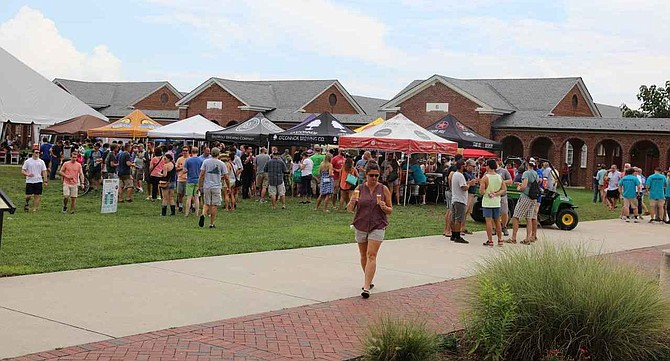 """Brewfest"" at Workhouse Arts Center, 9601 Ox Road, Lorton, will be held on Saturday, Aug. 4."