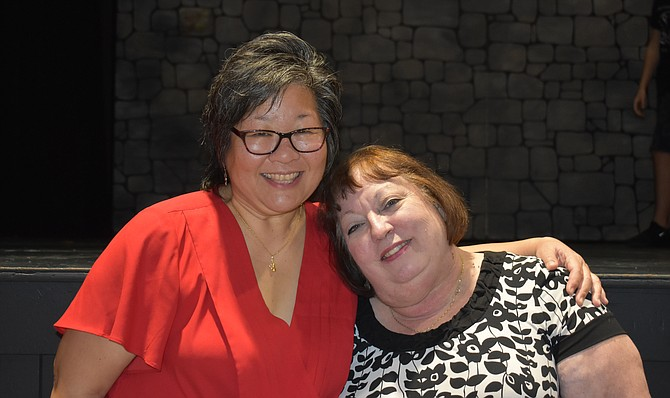 Musical Director Kathy Splitt and Director Babs Dyer are retiring from Vienna Youth Players this summer. Splitt has been with the program for 20 years, and Dyer started it 26 years ago.