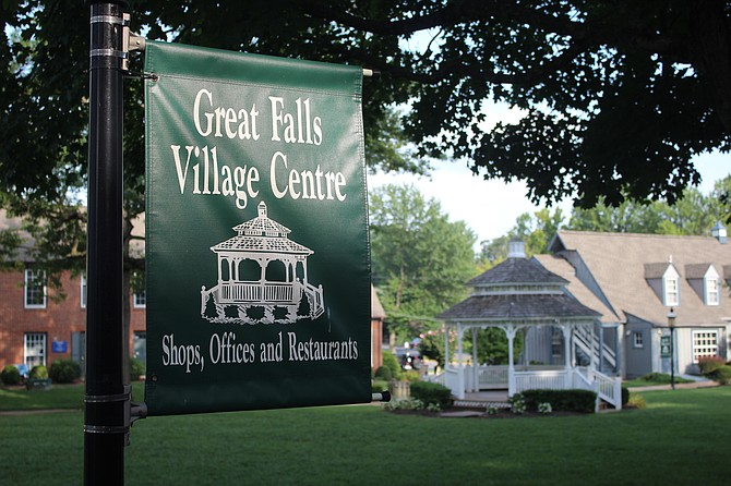 The Village Green and its iconic gazebo are the heart of Great Falls, both geographically and sentimentally. This lawn hosts a variety of community celebrations including concerts, parades, farmer's markets, trick or treating, and art festivals.