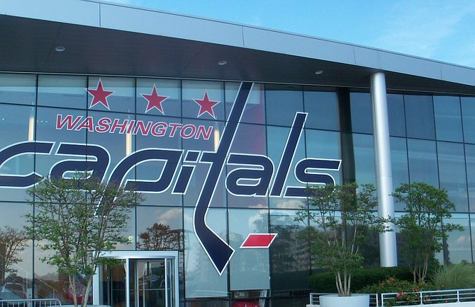 MedStar Capitals IcePlex is located at 627 North Glebe Road, Arlington. See www.MedStarCapitalsIceplex.com.