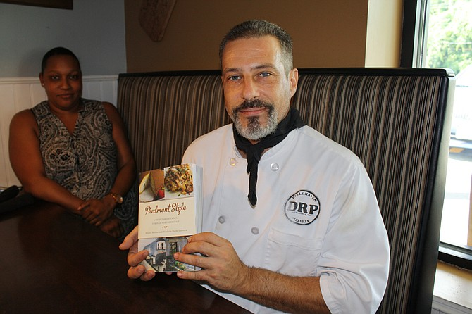 DRP Pizzeria in Belle Haven has Chef Mauro Molino for the Northern Italian touch.