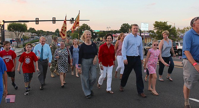 The Annual Springfield Bridgewalk will be held this year on Tuesday, Aug. 28 at 7 p.m.