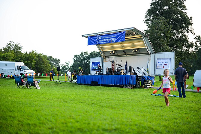 The Fairfax County Park Authority has created an atmosphere of entertainment and joy for the community.