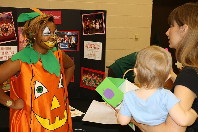 Harvest Happenings will be held 11 a.m. to 2 p.m., on Saturday, Sept. 22, at St. Luke's School, 7005 Georgetown Pike.