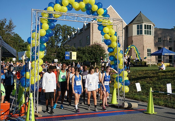 Annual Tiger Trot 5K returns Sunday, Sept. 23.