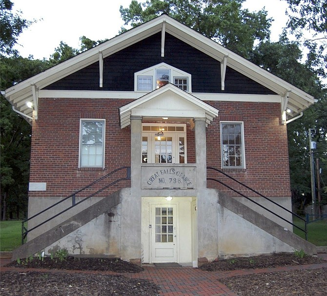 Grange Hall: Local organizations banded together several years ago to start the process of getting the Grange back as the center of community life.