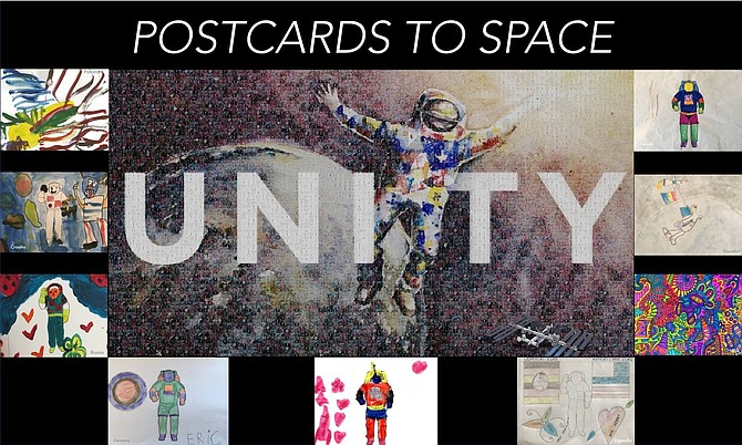 """Postcards to Space."""