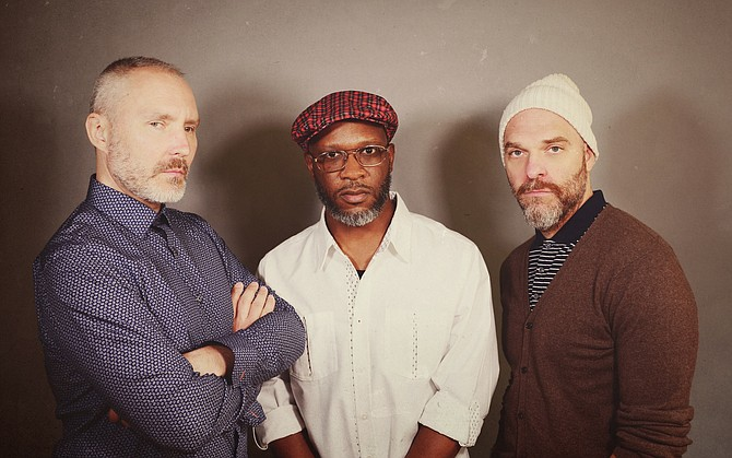 The Bad Plus will perform at CenterStage, Reston Community Center.