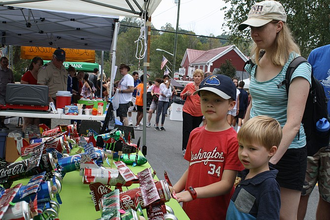Clifton Day was a hit for the Sherman family from Springfield.