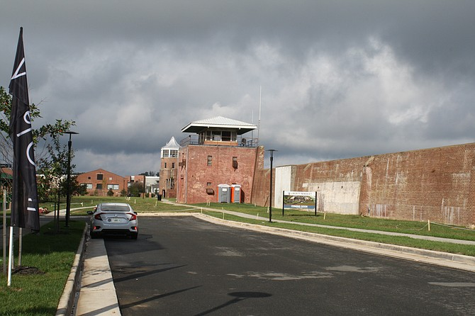 Development goes into Phase II at former Lorton Prison.