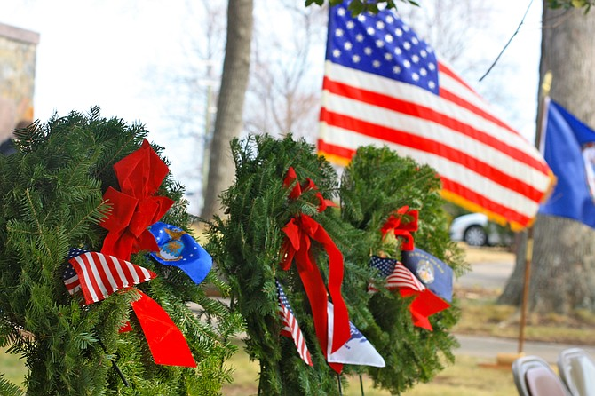 In Herndon, a remembrance ceremony will be held at Chestnut Grove Cemetery on Saturday, Dec. 15 at noon.