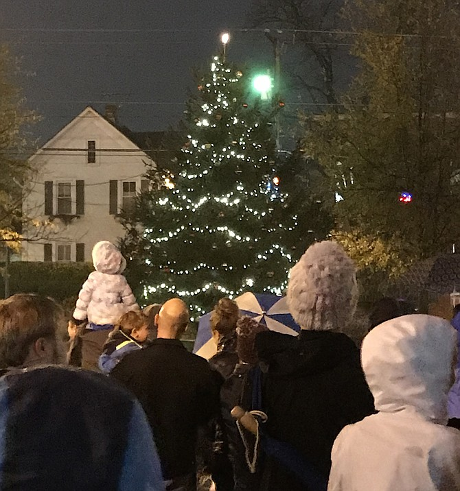 The Town of Herndon's annual Tree Lighting remains a beloved annual event and 'distinctly Herndon.' The live tree planted on the grounds of the historic Old Town Hall located at the corner of Lynn and Elden Streets, shines brightly throughout the holiday season.