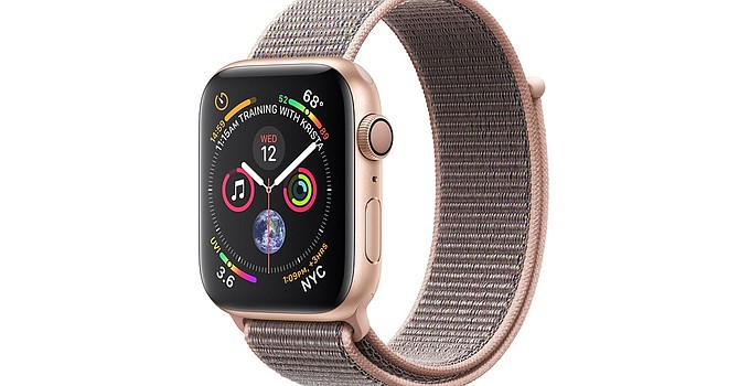 Smart watches like the Apple Watch Series 4 are expected to top seven million units this holiday season.