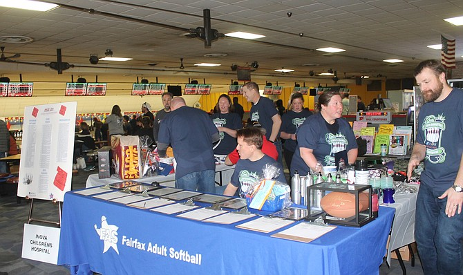 Benefit Bowling Tournament raised more than $22,000, making it the most successful event in its 19-year history.