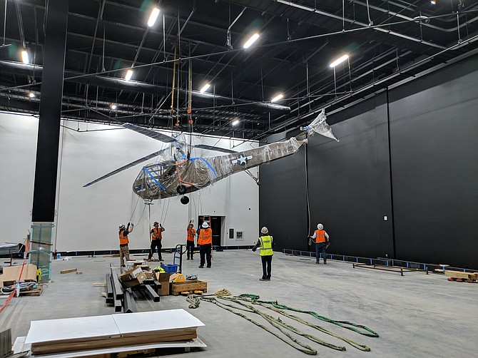 New Army museum at Fort Belvoir is in the crosshairs of the task force.