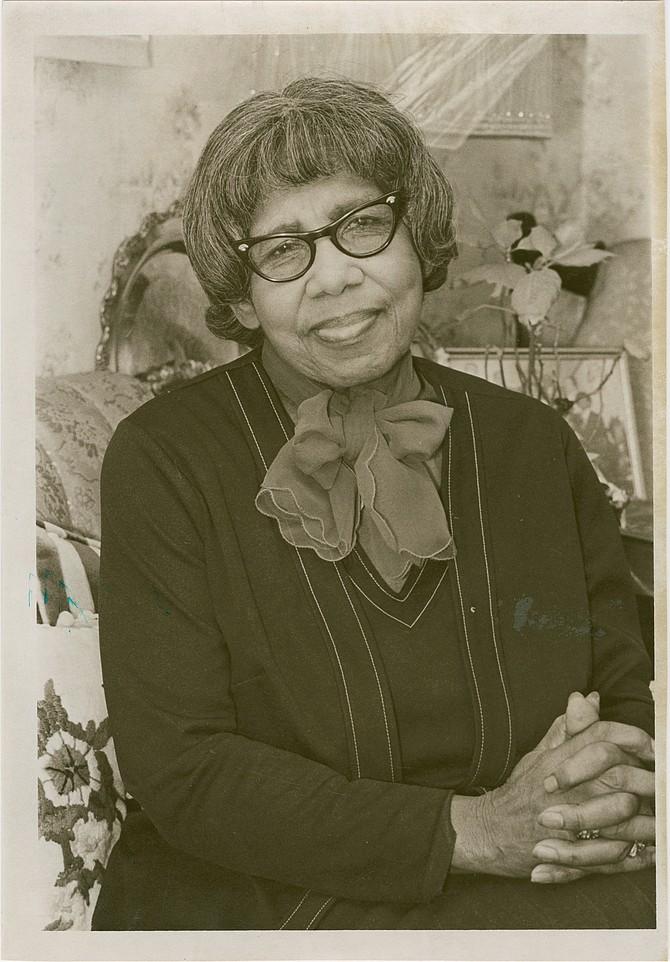 Annie B. Rose.