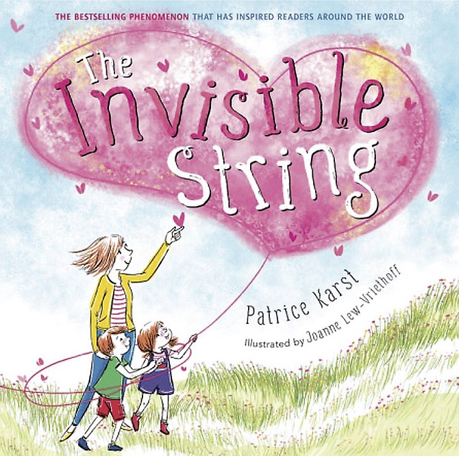 """The Invisible String"" by Patrice Karst is a book that could help parents explain death to their children."