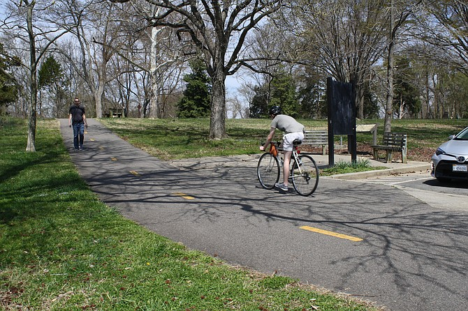 Mount Vernon Bike Trail has attracted many in the past 47 years.