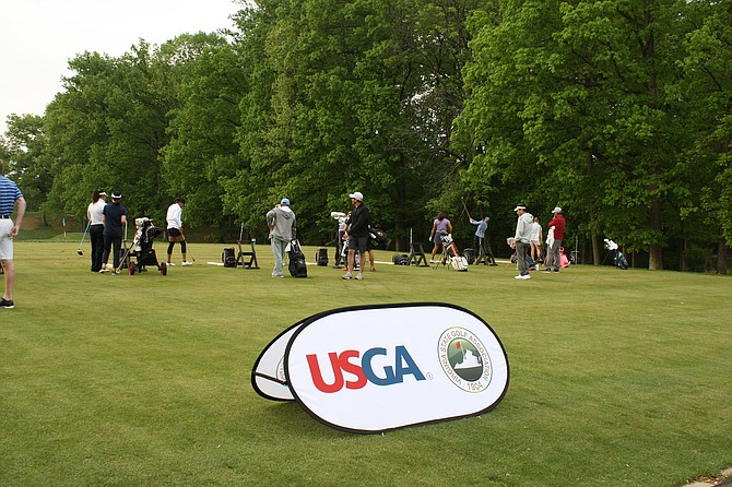 LPGA qualifier at Springfield Country Club