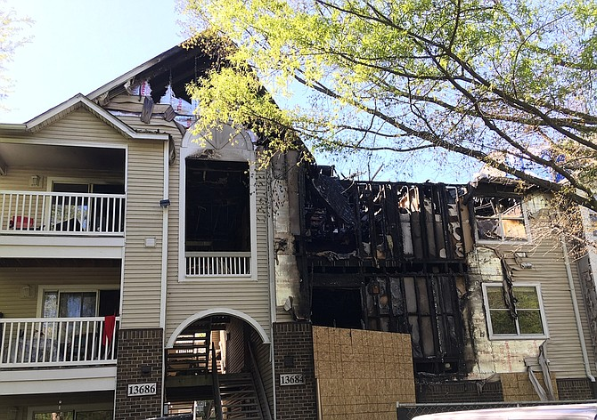 The fire at the Bent Tree Apartments displaced 30 people and killed one.