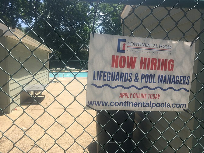 Lifeguard shortage this year may impact area pools.