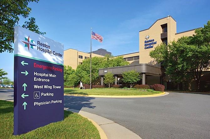 Reston Hospital Center.