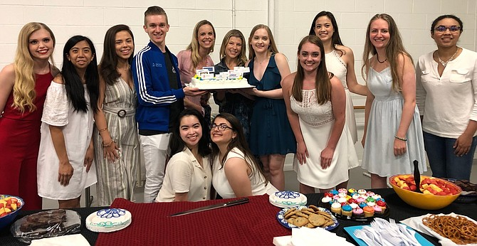 Metropolitan School of the Arts of Alexandria recently named the 2019 graduates from its Academy and studio.