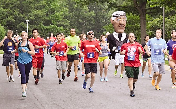 The Autism July 4th 5K is in its 19th year in Potomac. It's a community tradition and celebration, while raising millions of dollars. This year, Thursday, July 4, 8 a.m. Registration begins at 6:30 a.m., July 4 at Potomac Library. Register online at AutismSpeaks5K.org until July 2.