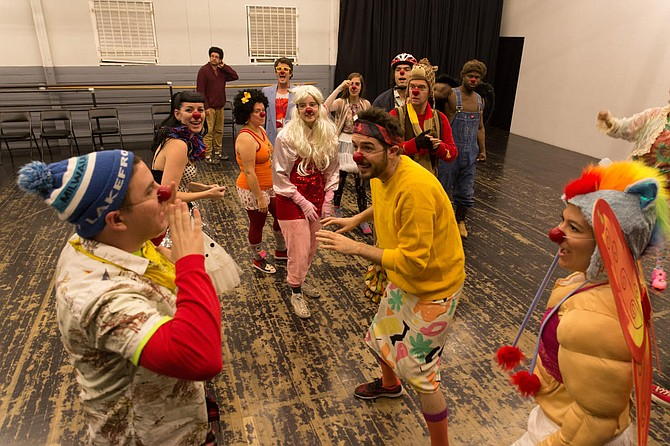 Clown School comes to the Workhouse this summer.
