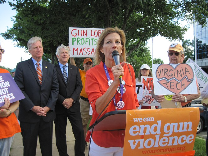Martina Leinz, Brady United Against Gun Violence.