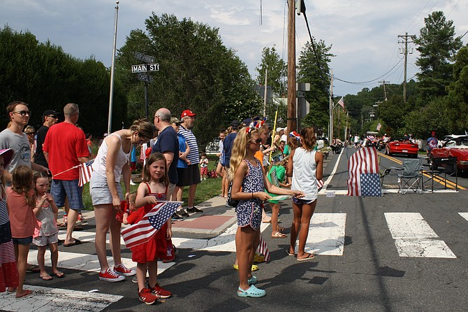 Clifton July 4 parade