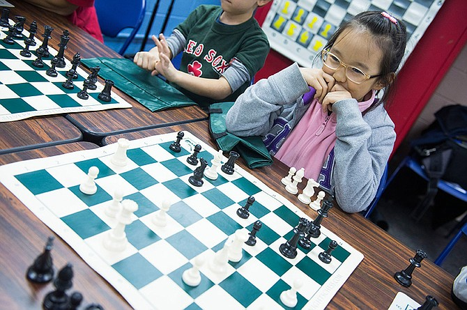Youngsters can sign up for robotica, chess and many other fall classes.