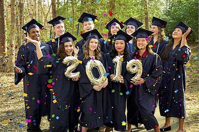 STARS graduation 2019.