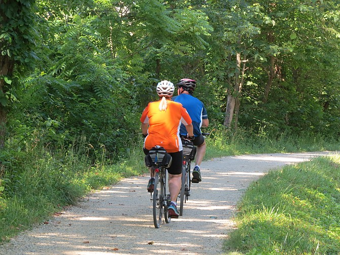 Should e-bikes be allowed on the towpath? How about the Mount Vernon Bike Trail?