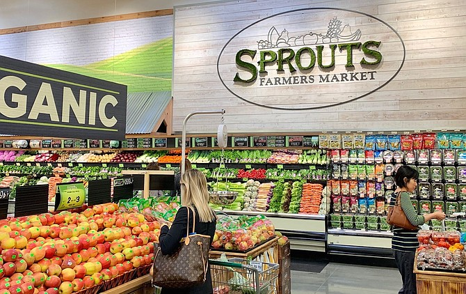 Sprouts Farmers Market will open its first store in Virginia in Herndon at 494 Elden Street on Wednesday, Oct. 2.